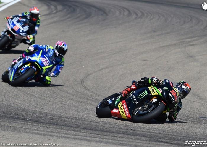 MotoGP Aragon Monster Tech3 Yamaha 94 Jonas Folger 15