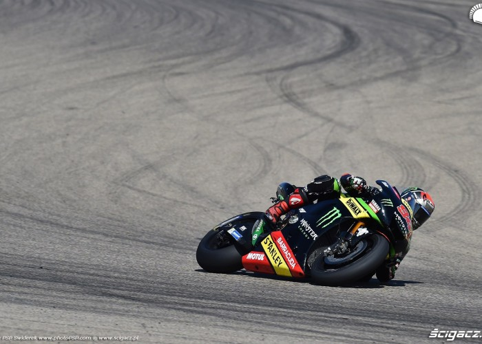 MotoGP Aragon Monster Tech3 Yamaha 94 Jonas Folger 2