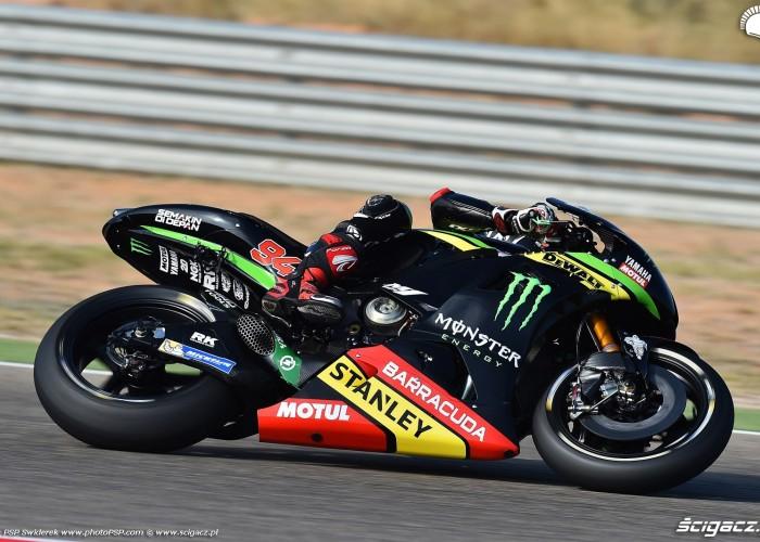 MotoGP Aragon Monster Tech3 Yamaha 94 Jonas Folger 7