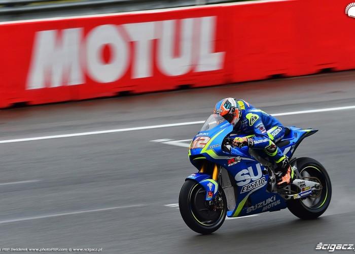MotoGP Assen TT Motul Alex Rins 42 Ecstar Suzuki 1