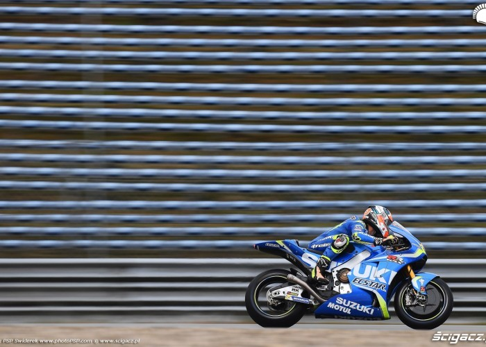 MotoGP Assen TT Motul Alex Rins 42 Ecstar Suzuki 2