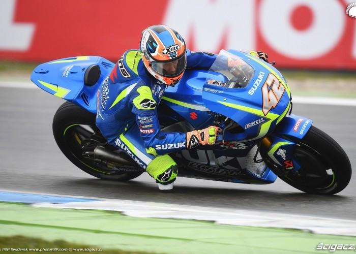 MotoGP Assen TT Motul Alex Rins 42 Ecstar Suzuki 4