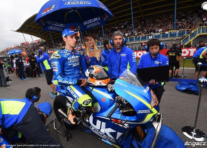 MotoGP Assen TT Motul Alex Rins 42 Ecstar Suzuki 5
