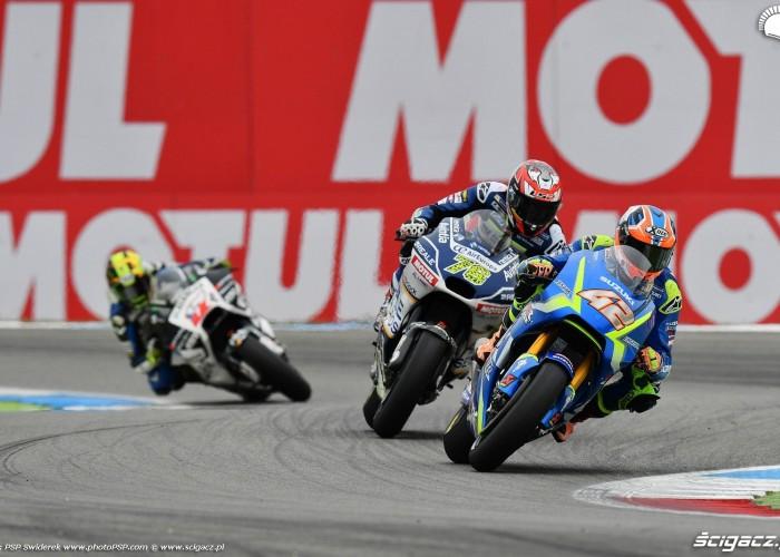 MotoGP Assen TT Motul Alex Rins 42 Ecstar Suzuki 7