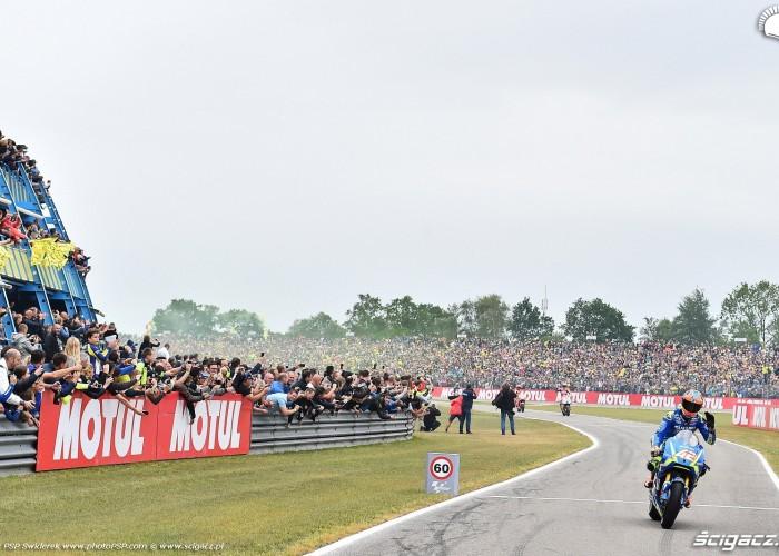 MotoGP Assen TT Motul Alex Rins 42 Ecstar Suzuki 9