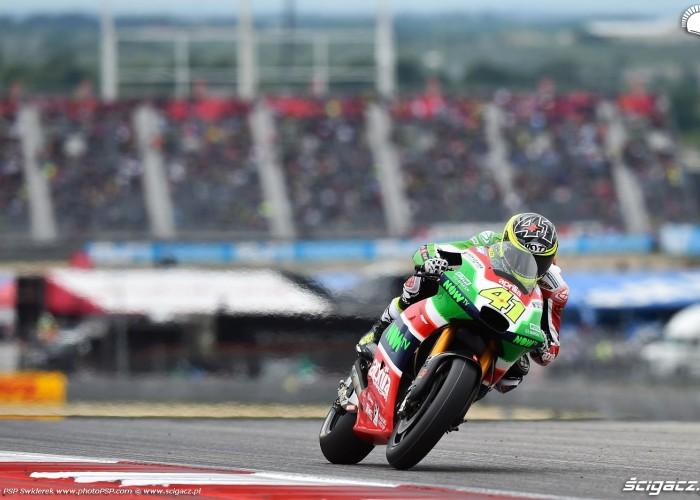 MotoGP Austin Aleix Espargaro 41 Aprilia 1
