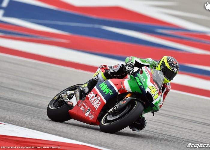 MotoGP Austin Aleix Espargaro 41 Aprilia 11