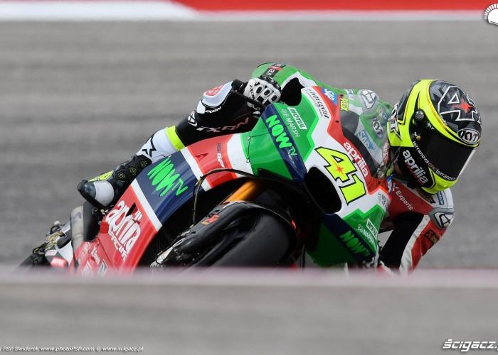 MotoGP Austin Aleix Espargaro 41 Aprilia 4