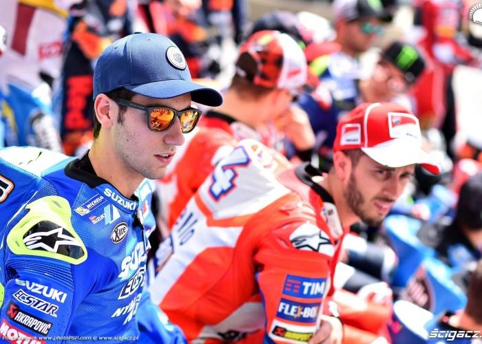 MotoGP Austin Alex Rins 42 Suzuki 1