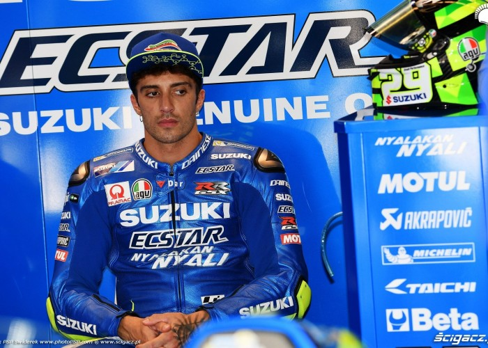 MotoGP Austin Andrea Iannone 29 Suzuki 4