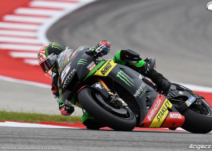 MotoGP Austin Johann Zarco 5 Yamaha Tech3 13
