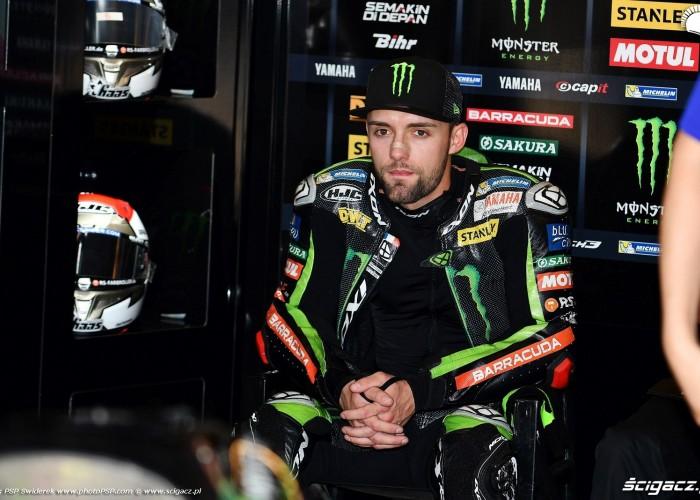 MotoGP Austin Jonas Folger 94 Yamaha Tech3 4