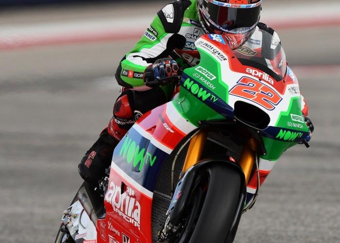 MotoGP Austin Sam Lowes 22 Aprilia 1