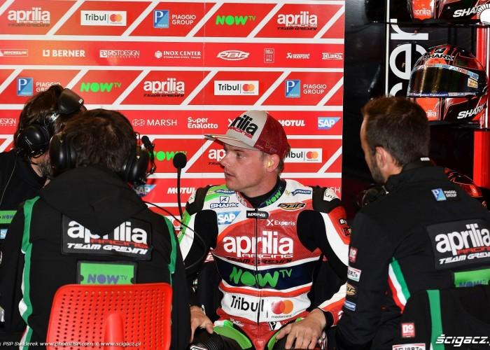 MotoGP Silverstone Aprilia 22 Sam Lowes 10