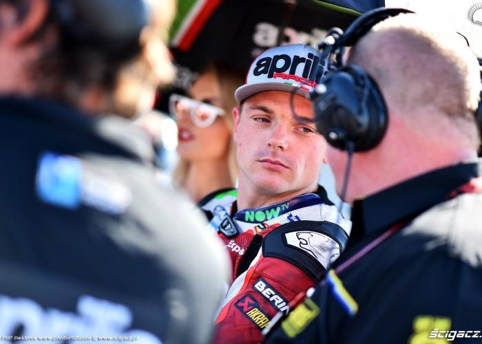 MotoGP Silverstone Aprilia 22 Sam Lowes 2