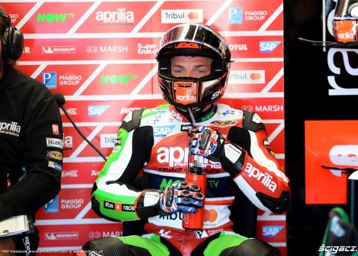 MotoGP Silverstone Aprilia 22 Sam Lowes 4