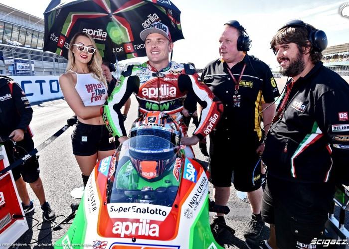 MotoGP Silverstone Aprilia 22 Sam Lowes 8