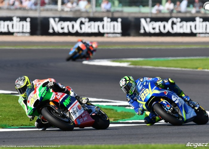 MotoGP Silverstone Aprilia 41 Aleix Espargaro 1