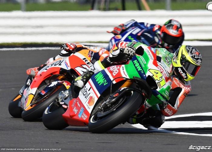 MotoGP Silverstone Aprilia 41 Aleix Espargaro 12