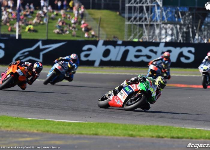 MotoGP Silverstone Aprilia 41 Aleix Espargaro 19