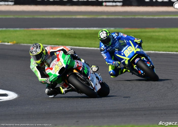 MotoGP Silverstone Aprilia 41 Aleix Espargaro 2