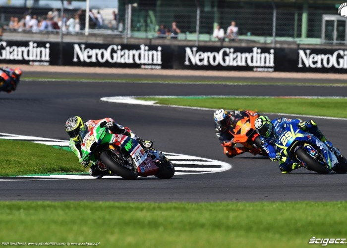 MotoGP Silverstone Aprilia 41 Aleix Espargaro 20