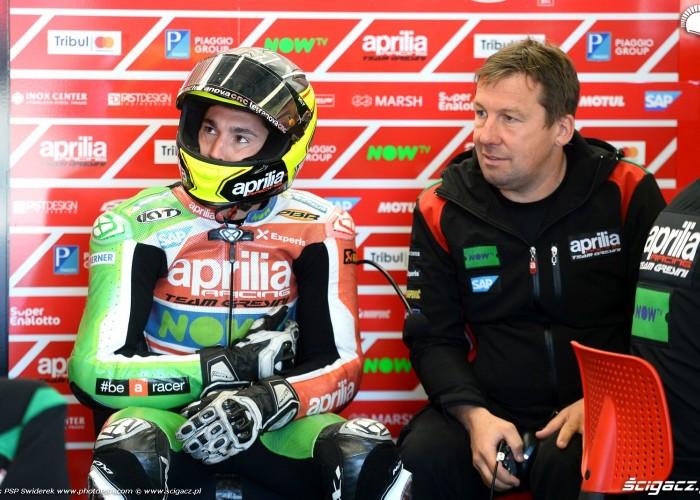 MotoGP Silverstone Aprilia 41 Aleix Espargaro 6