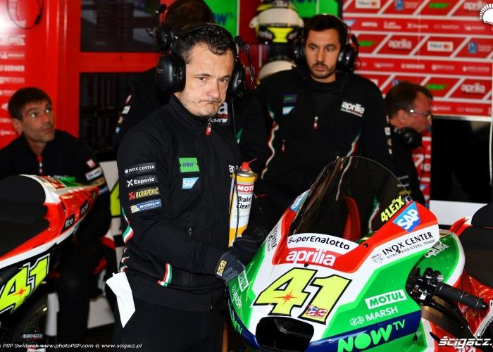 MotoGP Silverstone Aprilia 41 Aleix Espargaro 9