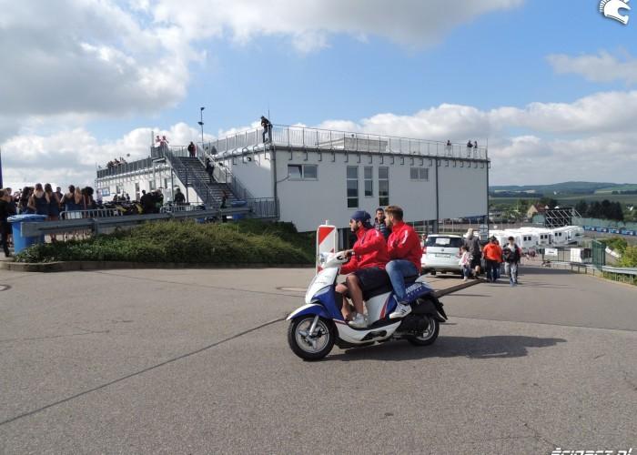 Kulisy Grand Prix Niemiec na Sachsenring 2017 08