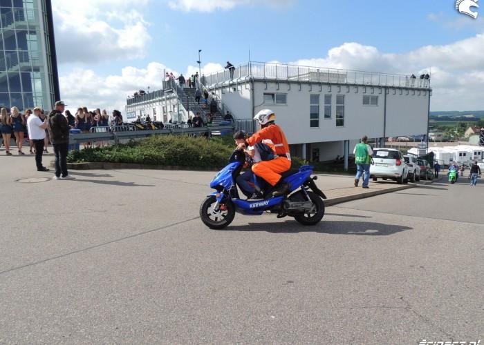 Kulisy Grand Prix Niemiec na Sachsenring 2017 11