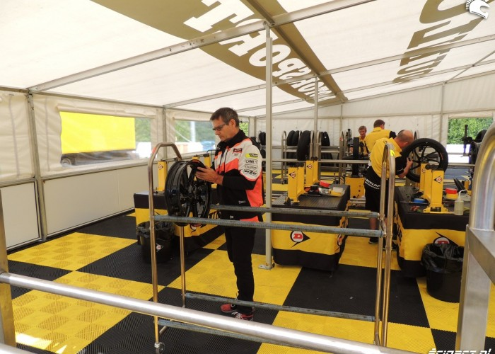 Kulisy Grand Prix Niemiec na Sachsenring 2017 18