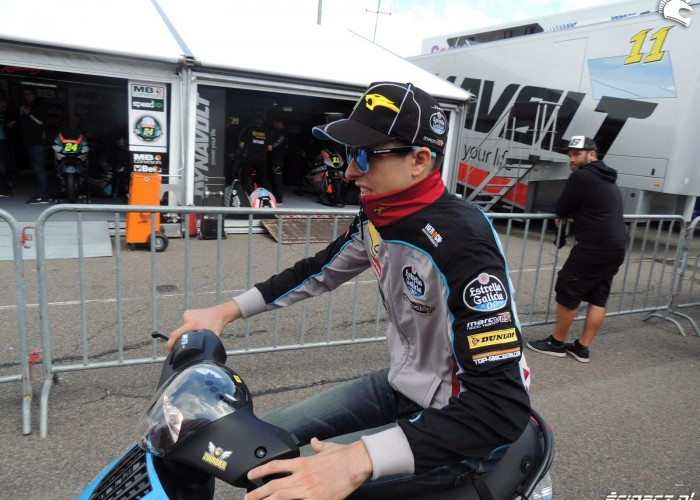 Motogp od kuchni Sachsenring 2017 05