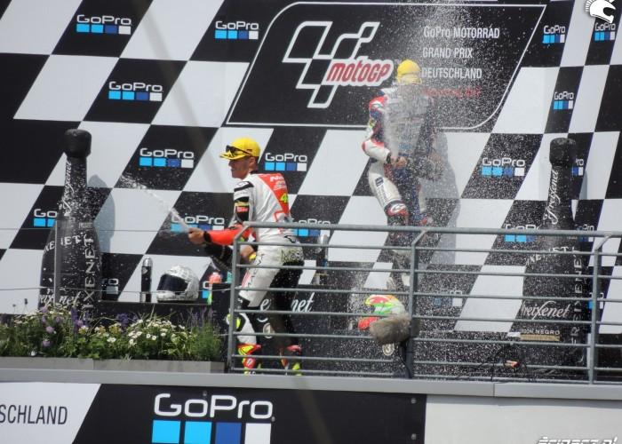 Motogp od kuchni Sachsenring 2017 11