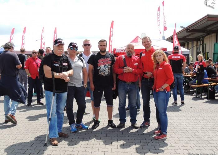 Motogp od kuchni Sachsenring 2017 13
