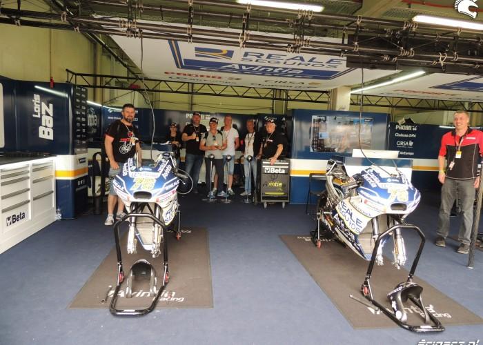 Motogp od kuchni Sachsenring 2017 16