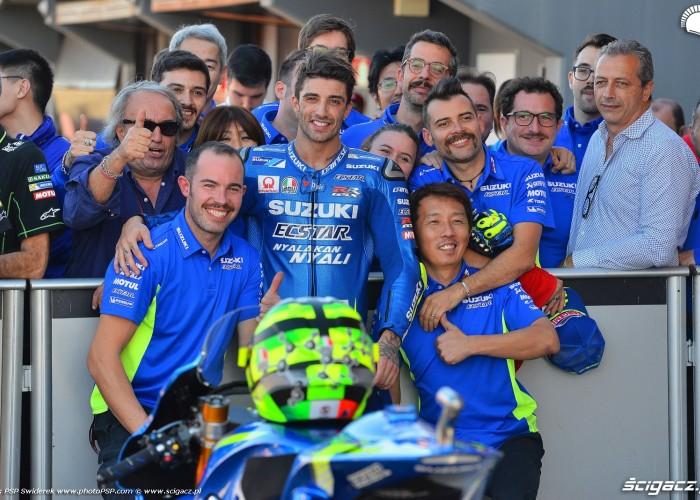 MotoGP Walencja 2017 29 Andrea Iannone Ecstar Suzuki 6