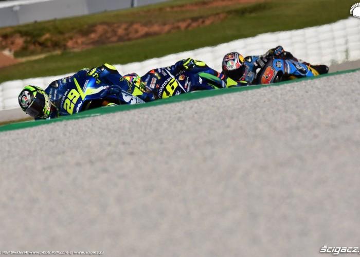 MotoGP Walencja 2017 29 Andrea Iannone Ecstar Suzuki 9