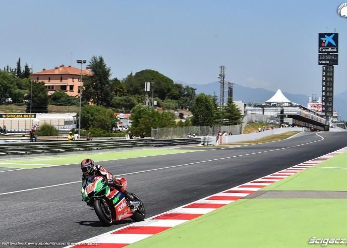 MotoGP Catalunya Aprilia 22 Sam Lowes 13