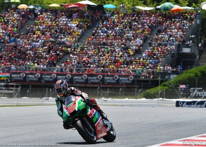 MotoGP Catalunya Aprilia 22 Sam Lowes 16