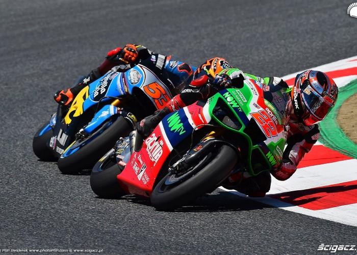 MotoGP Catalunya Aprilia 22 Sam Lowes 5