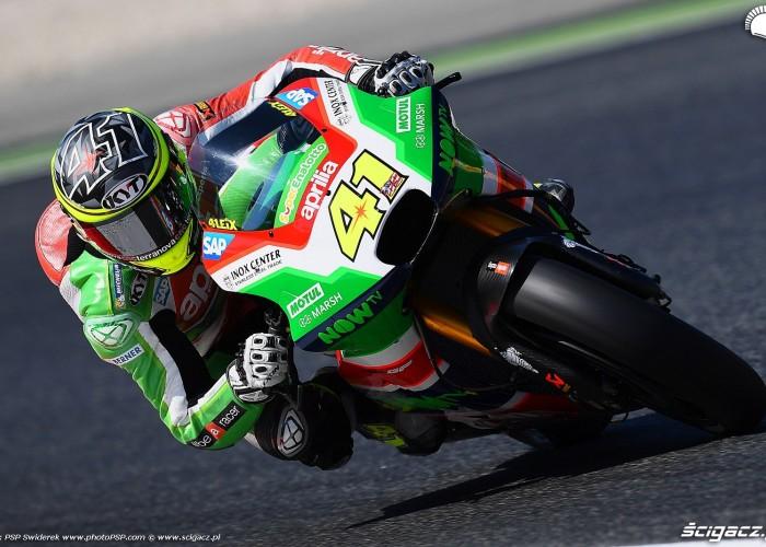 MotoGP Catalunya Aprilia 41 Aleix Espargaro 11