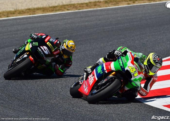 MotoGP Catalunya Aprilia 41 Aleix Espargaro 13