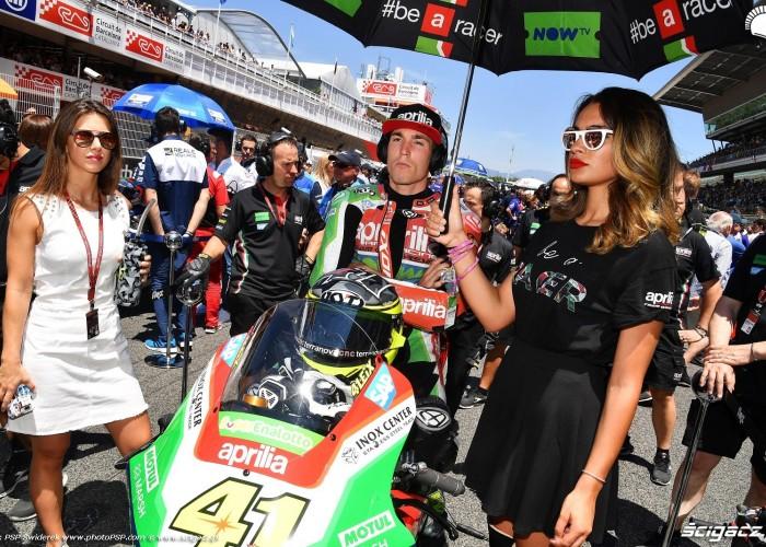 MotoGP Catalunya Aprilia 41 Aleix Espargaro 2