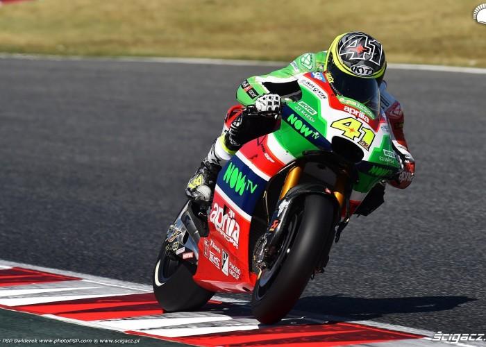 MotoGP Catalunya Aprilia 41 Aleix Espargaro 4