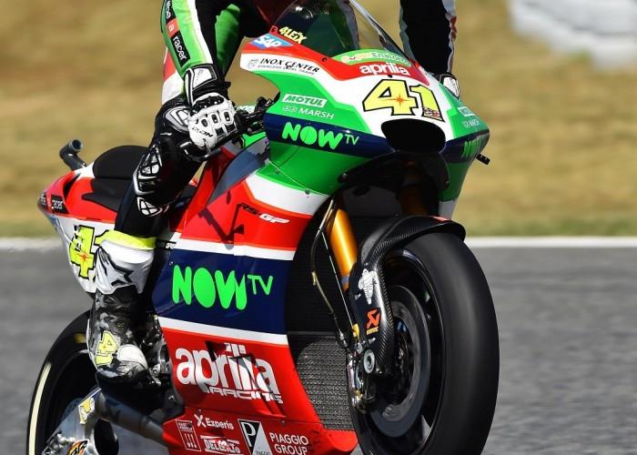 MotoGP Catalunya Aprilia 41 Aleix Espargaro 5