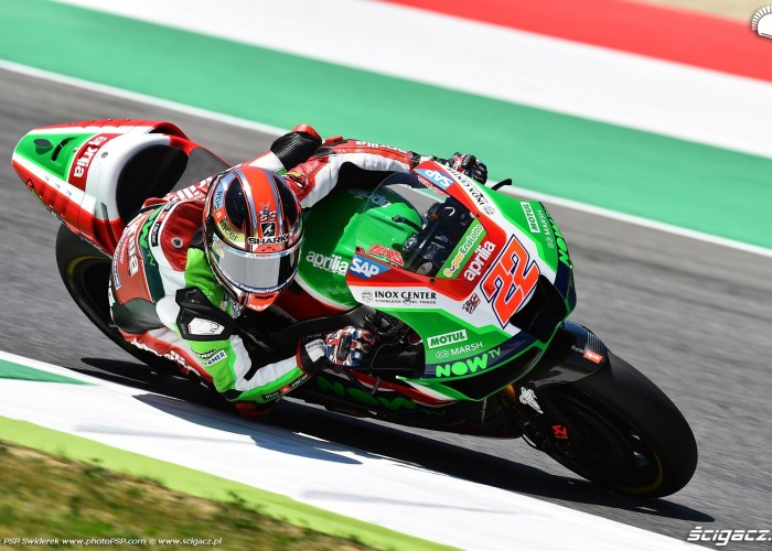 MotoGP Mugello 22 Sam Lowes Aprilia 5