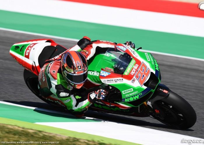 MotoGP Mugello 22 Sam Lowes Aprilia 8
