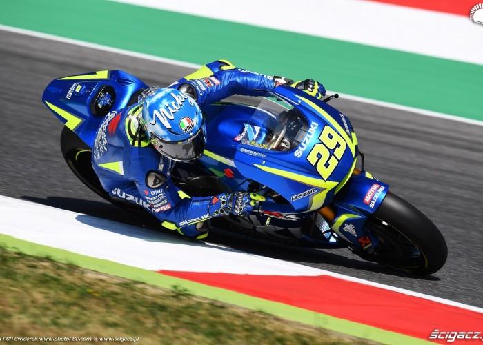 MotoGP Mugello 29 Andrea Iannone Suzuki 1