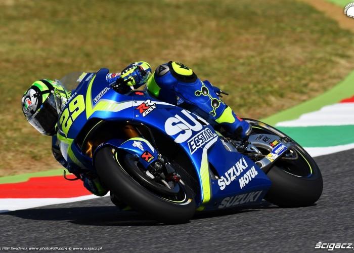 MotoGP Mugello 29 Andrea Iannone Suzuki 5