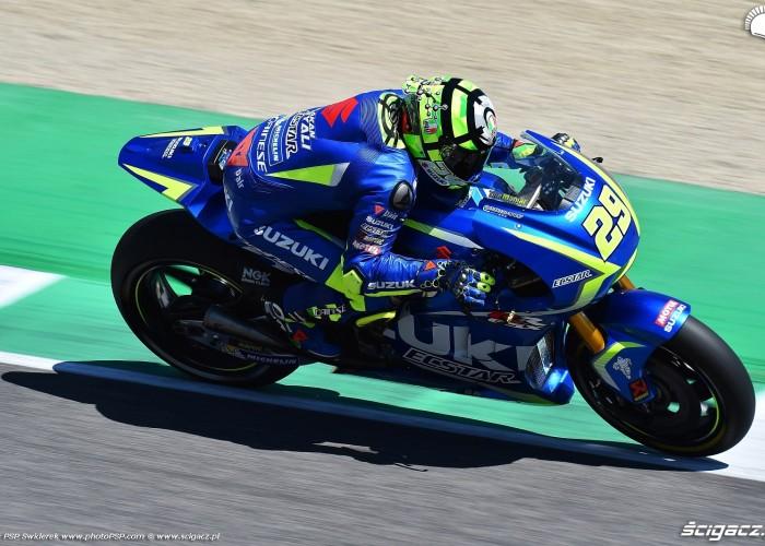 MotoGP Mugello 29 Andrea Iannone Suzuki 7